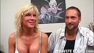 sexy video: Cuckold Wife Filmed Fucking Her Step Brothers Hole
