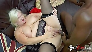 sexy video: The mistake is made, Black Man And Mature friend