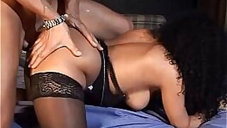 sexy video: Amateur Howdys My horny wife peeks out of her wet dress and giggles