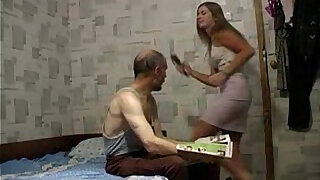 sexy video: stepfather fuck stepdaughter