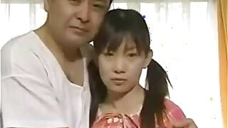sexy video: Japanese Father fuck his own daughter Sexy Schoolgirl fucked in home