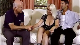 sexy video: BBW Blonde Housewife Perfect Sex