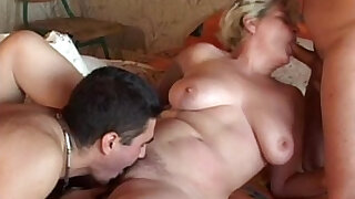 sexy video: blonde hairy