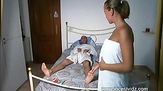 sexy video: Hot sex brother and his sister