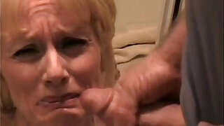 sexy video: Abused stepmom wants more rough stuff