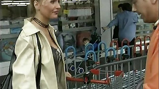 sexy video: german MILF pickup for anal sex