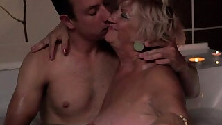 sexy video: Granny Femme Fatale