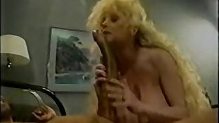 sexy video: Busty Blonde amateur milf With Very Long big black Dick Classic