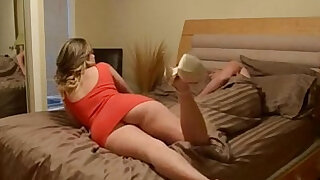 sexy video: Step sister wants a foot rub
