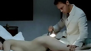 sexy video: Amira Casar Red Lipstick in Hairy Ass From Anatomy of Hell