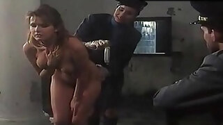 sexy video: Laetitia Bisset Police Strip Search in Midnight Obsession