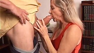 sexy video: Grandmother soled up BIRTHDAY