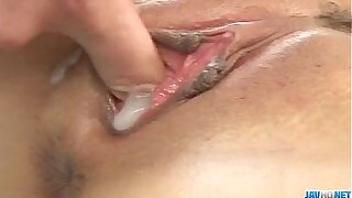 sexy video: Brown girl masturbating couch