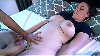 sexy video: big tits brunette analfucking mom and daughter